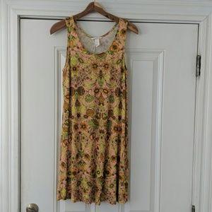 Fun, floral H&M summer dress